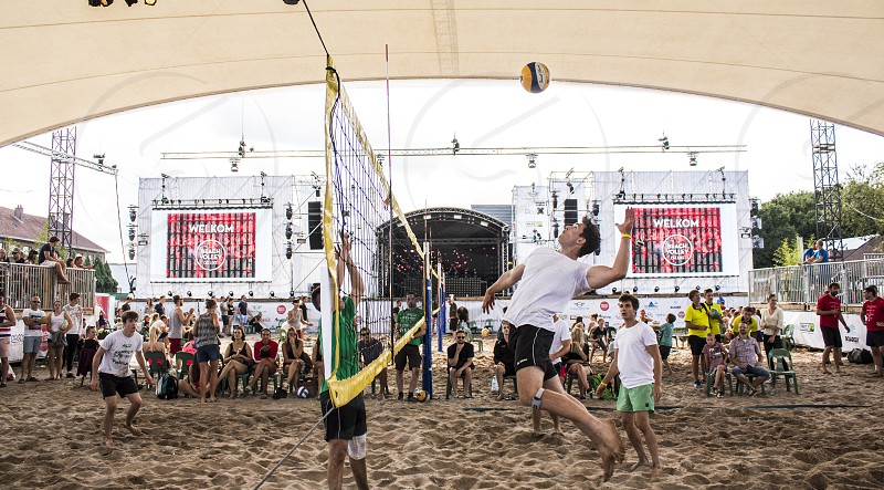 Beach Volley  photo
