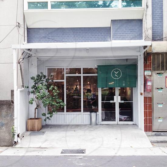 travel•Asia•Taiwan•Taipei•shop•house•white•souvenir photo