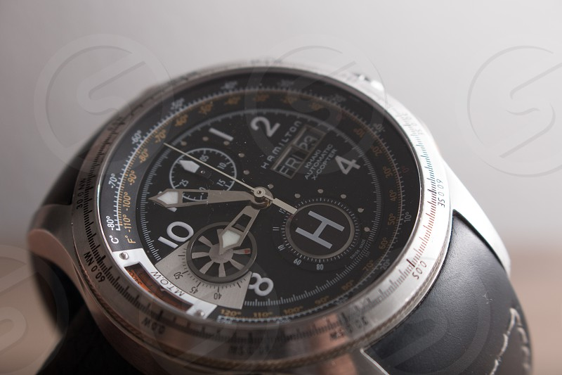 Chronograph Watch photo