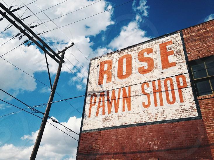 pawn shop urban exploration city explorer ghost town west wild west pawn shop tulsa oklahoma cowboy photo