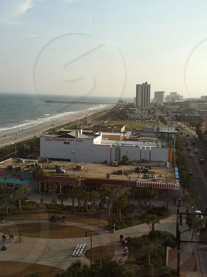 View from sky wheel! photo