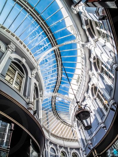 Morgan Arcade in Cardiff photo