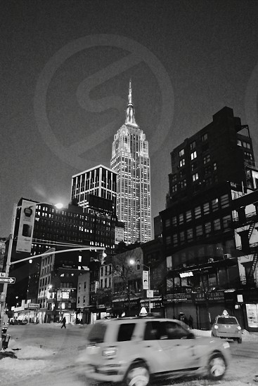 Empire State Building NYC photo