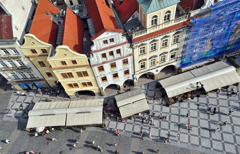 Part of Prague photo