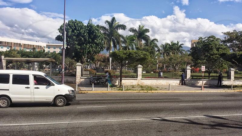 trip to Kingston Jamaica  photo
