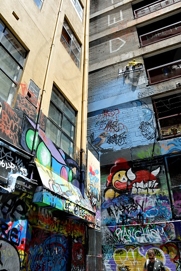 Graffiti everywhere photo