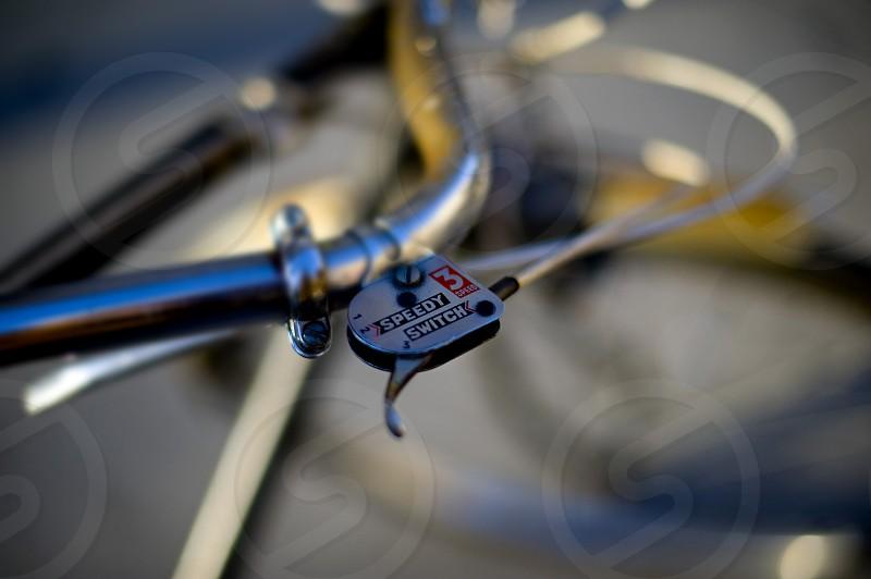 bicycle parts handlebars photo