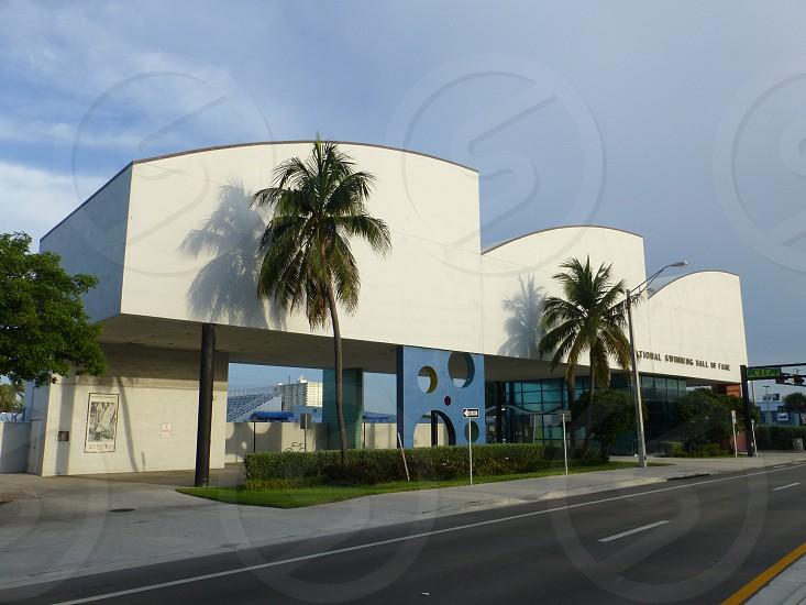 International Swimming Hall of Fame photo