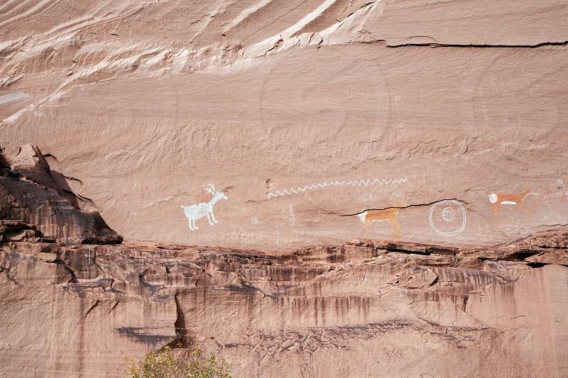 Navajo Indian paintings photo