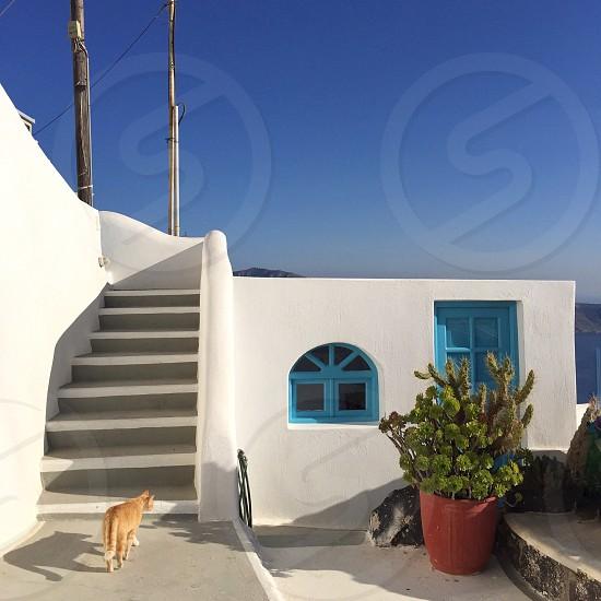 Imerovigli Santorini Greece photo