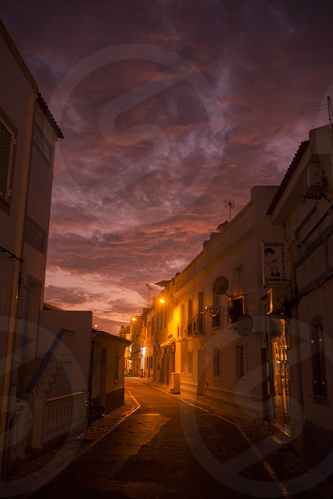 the Town of Cabanas near Tavira at the east Algarve in the south of Portugal in Europe. photo