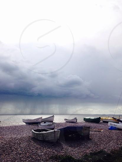 Sidmouth beach  photo