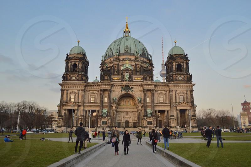 Museumsinsel Berlin Germany photo