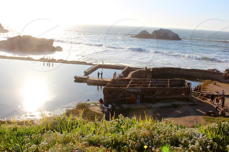 Sutro Baths San Francisco photo