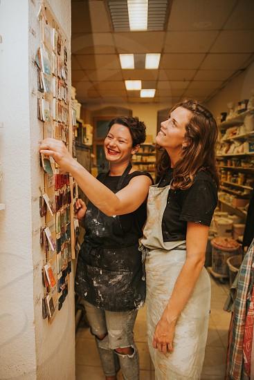 ceramic workshop lifestyle- education photo