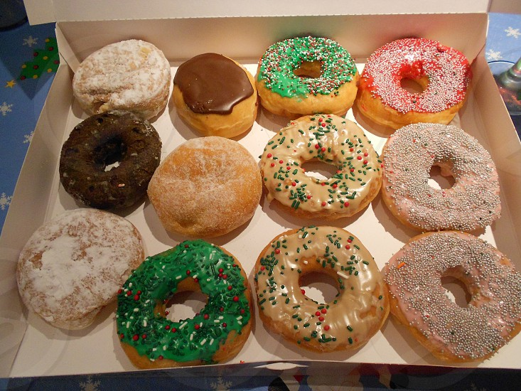 I love Donuts! photo