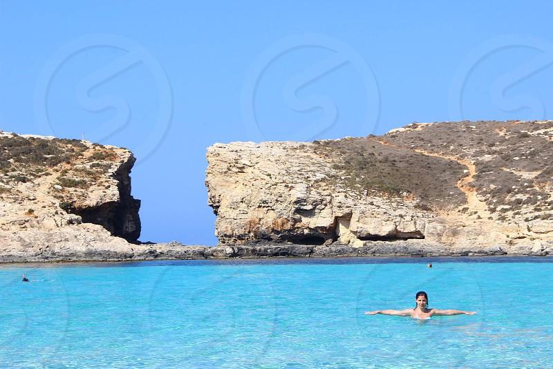 Blue lagoon Malta photo