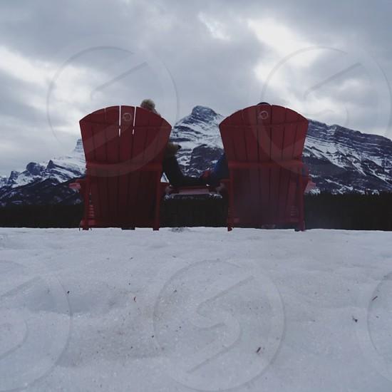 Banff Canada Alberta mountains love date explore travel hiking road trip vacation photo