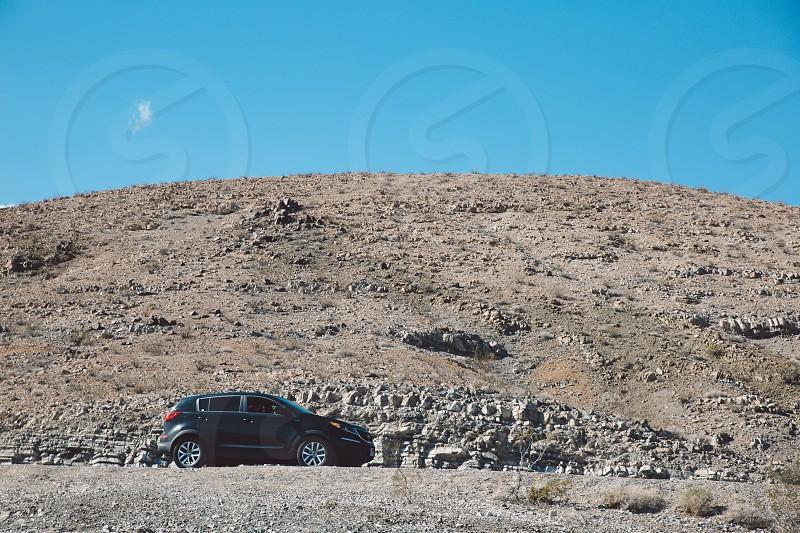 Car focus photo