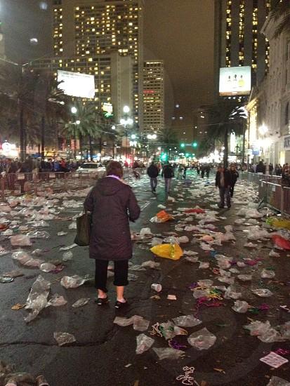 Mardi Garbage photo