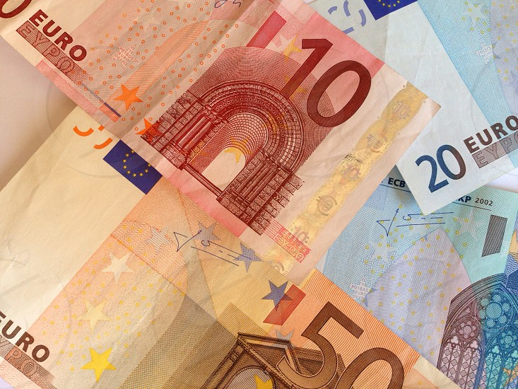 10 euro banknote photo
