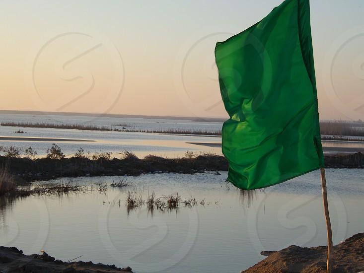 Emam hussin flag photo