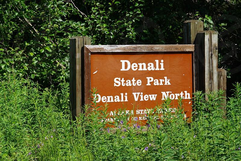 Denali National Park and Preserve Alaska photo