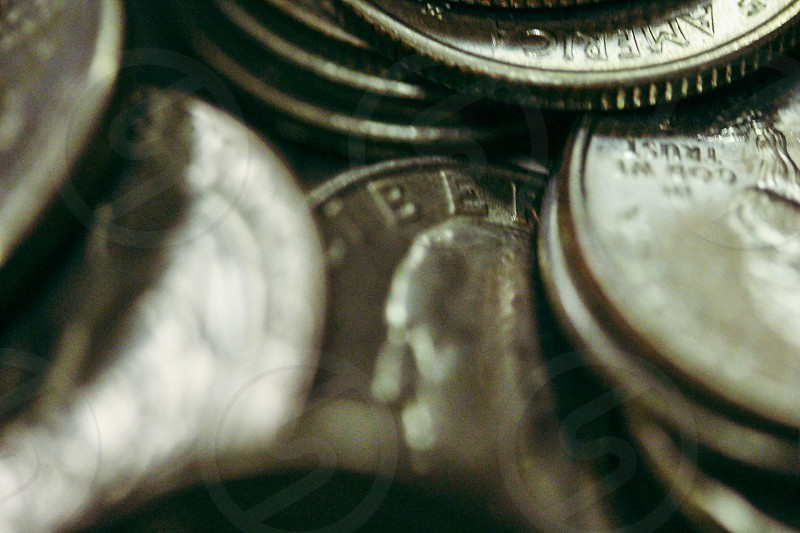 Quarters. photo