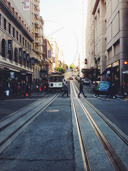 Business in San Fran  photo