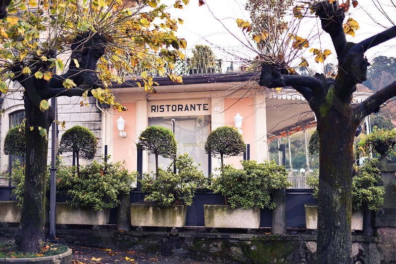 lake como italy northern italy milan tuscan europe romantic restaurant food eatery bellagio photo