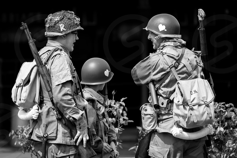 Southern at War Re-enactment Day photo