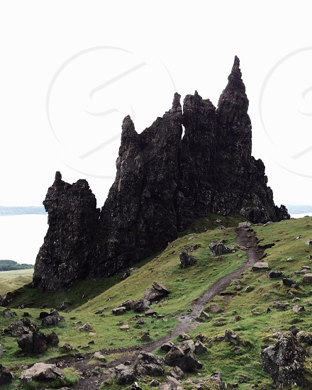 Near Storr Isle of Skye photo