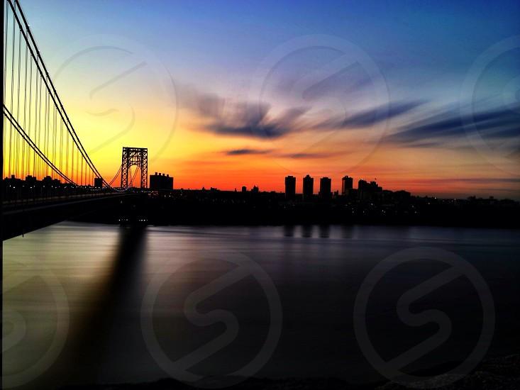 golden bridge photo