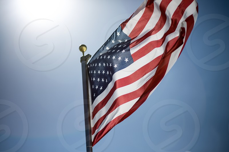 America the beautiful. photo