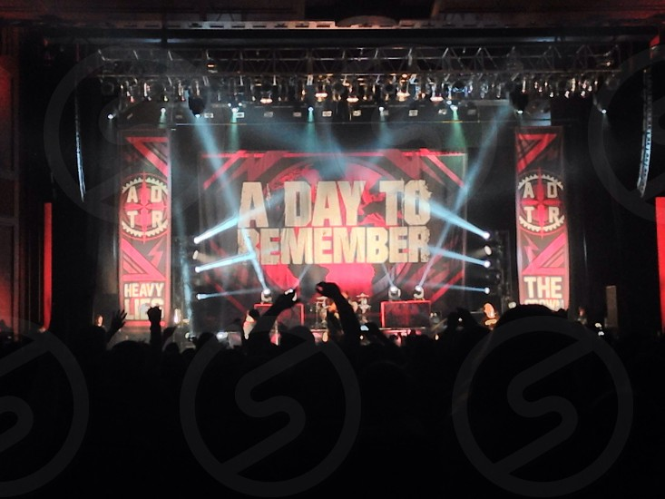 A Day to Remember 2013 Fillmore MB photo