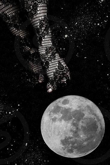moon view photo