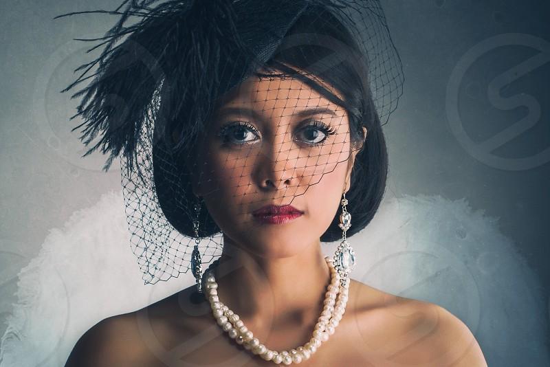Girl Lavish In Style Fashion photo