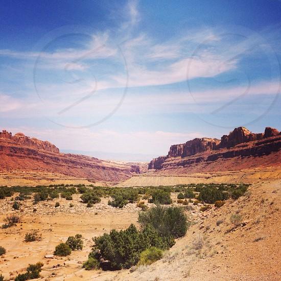 Utah USA.  photo