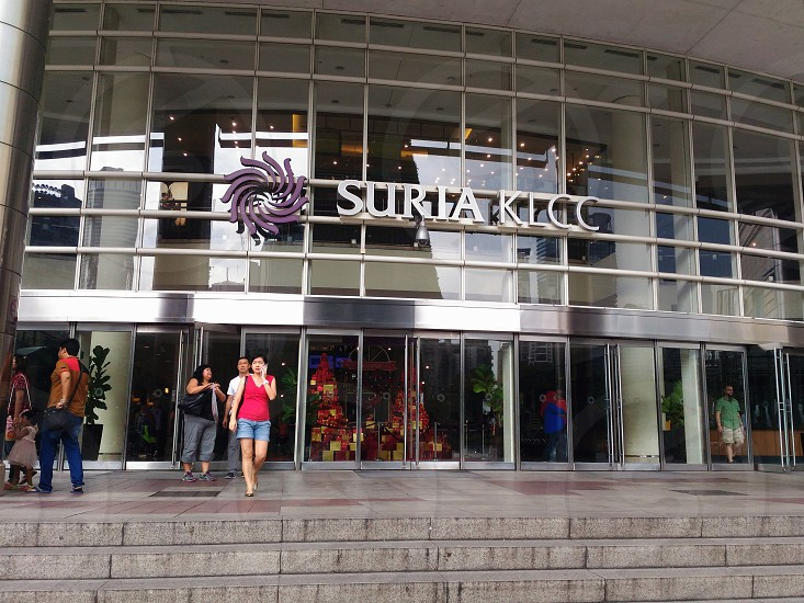 Suria KLCC mall photo