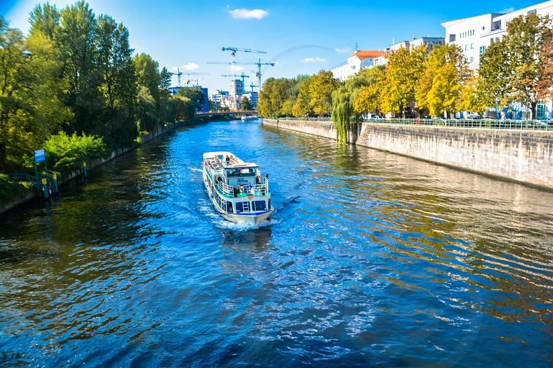 Boat Style Berlin Germany photo