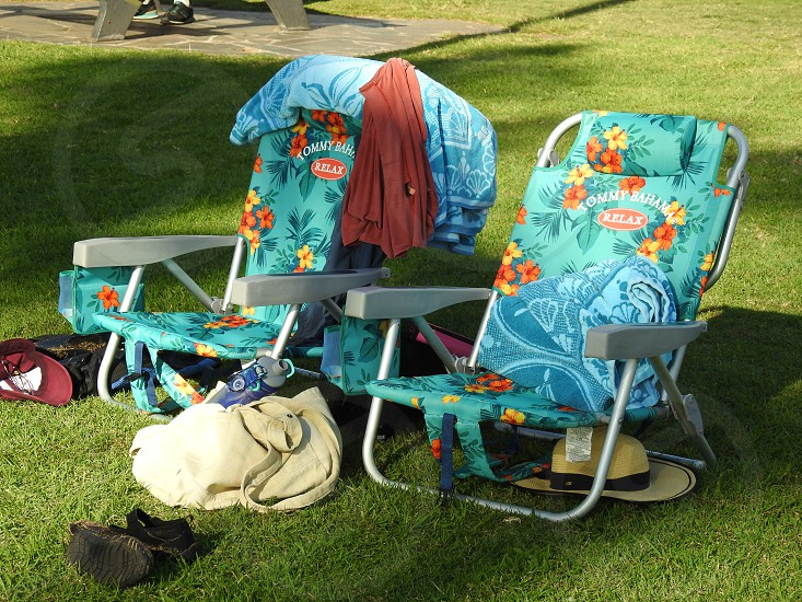 Save A Seat For Me. Hawaiian Islands          photo