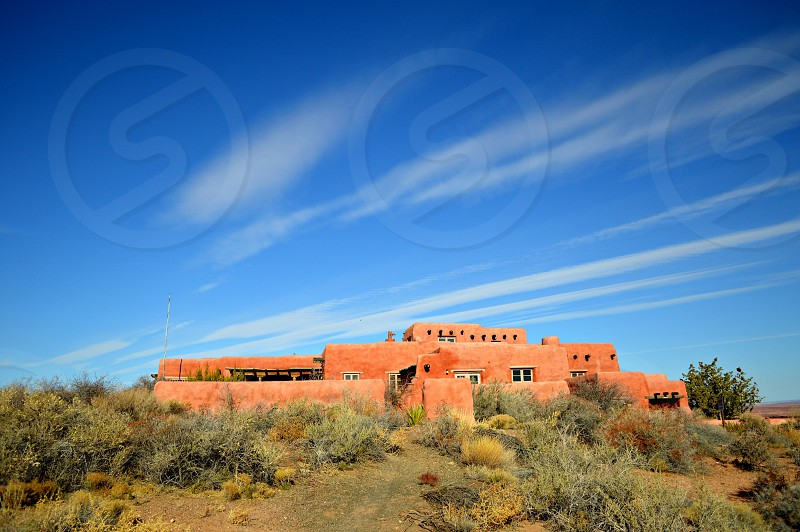 Painted desert Arizona  photo