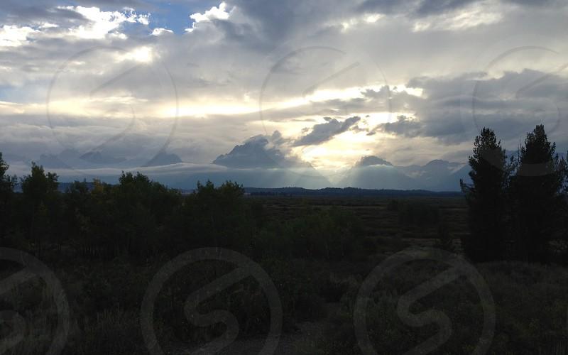 Grand Teton Range. GTNP photo