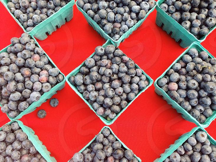 Berries healthy fruit colors farmers market  photo