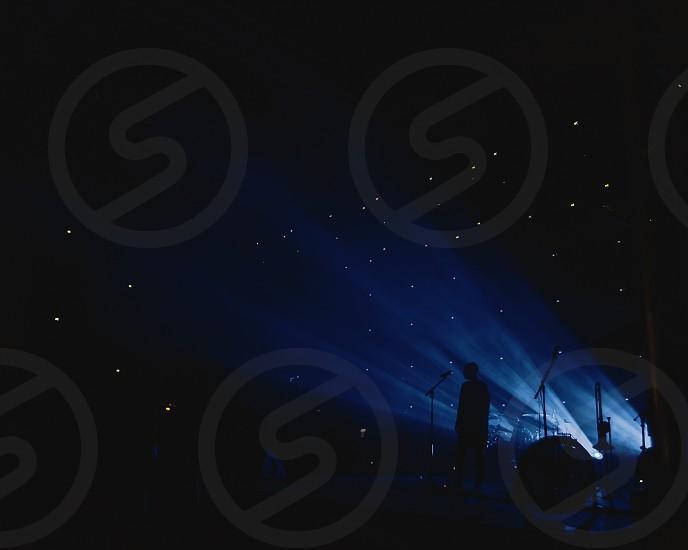 Atmospheric concert photo