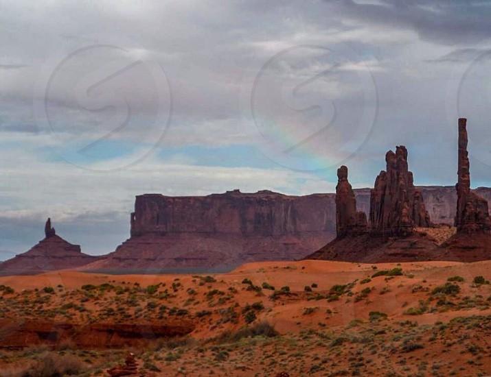 Hidden Desert Rainbow photo
