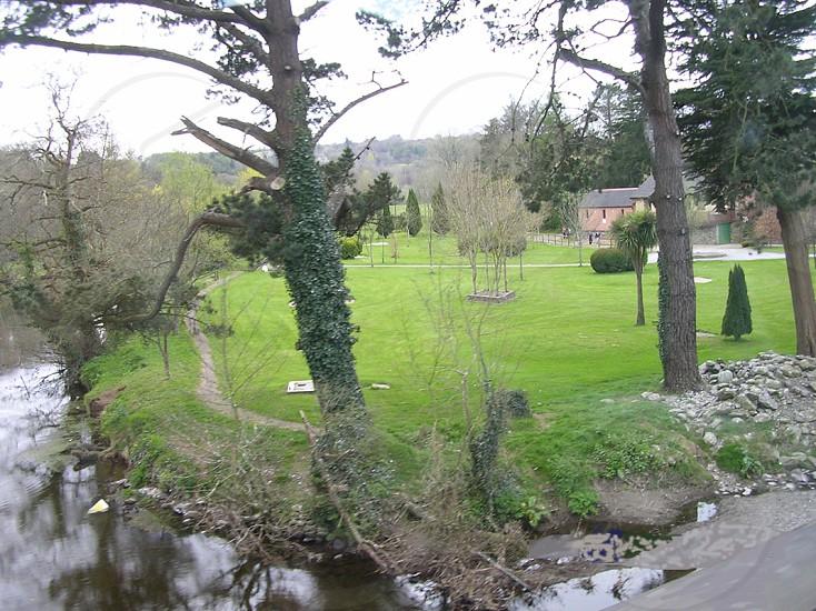 Ireland green photo