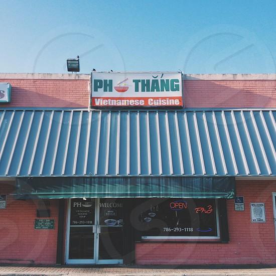 ph thang vietnamese cuisine photo