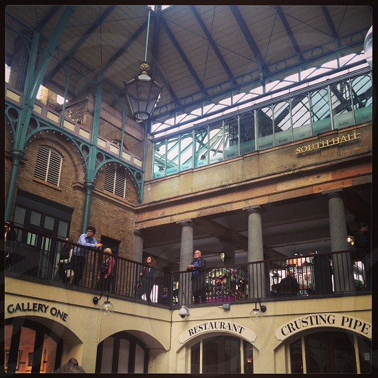 London Covent Garden photo