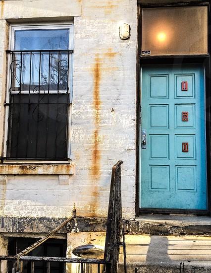 El Barrio and it's doors. photo